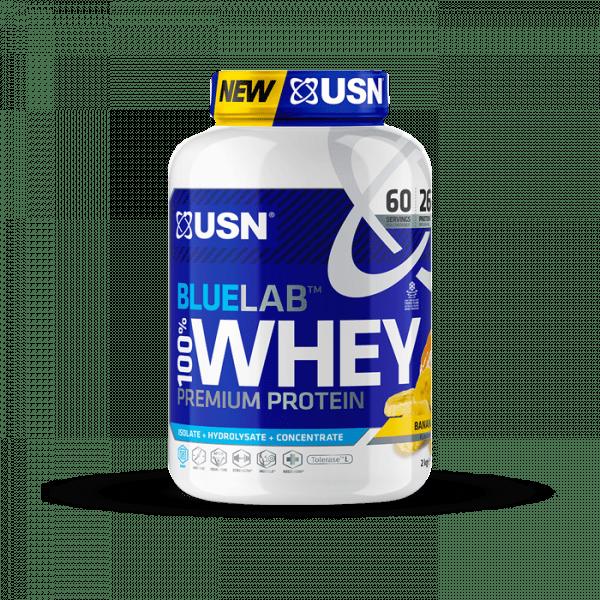 USN BLUE LAB 100% WHEY PROTEIN 2000g Proteine