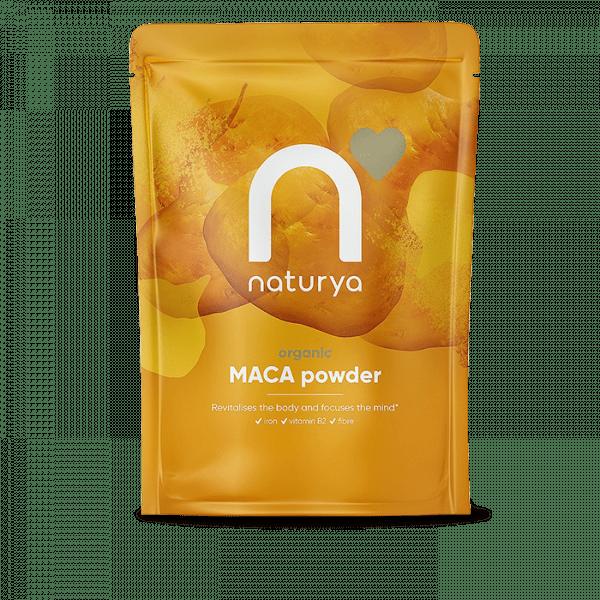 NATURYA SUPERFOODS - MACA POWDER (300G)