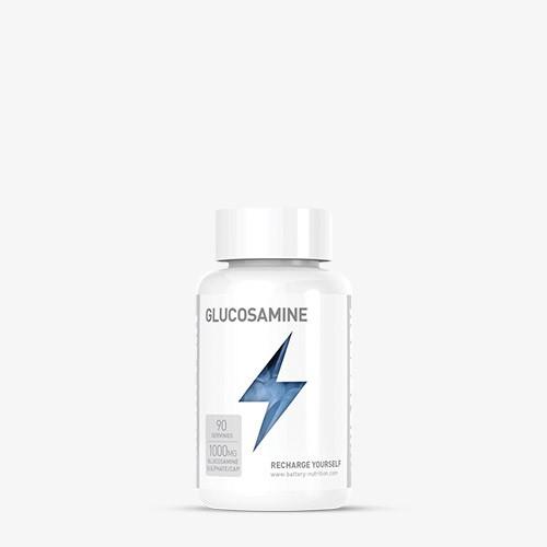 BATTERY GLUCOSAMINE 90 Kapseln Health Produkte