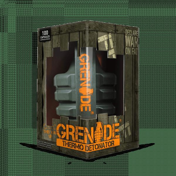 Grenade Grenade Thermo Detonator, 100 Tabletten Diät Produkte - MHD 31.10.2020