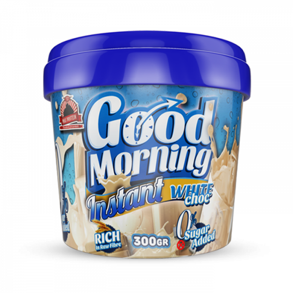 MAX PROTEIN GOOD MORNING INSTANT 300g Food - White Chocolate - MHD 31.05.2021