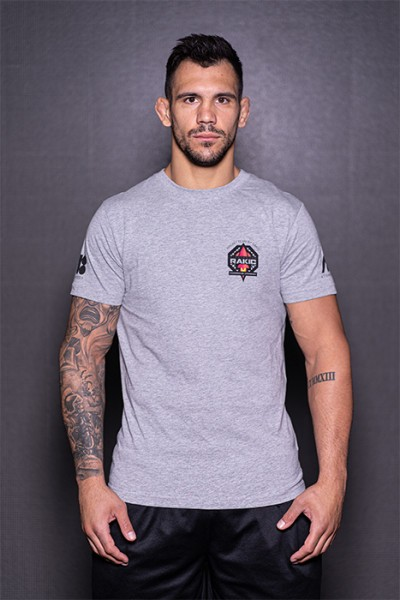 ATOMBODY T-Shirt Rakic Heather Grey