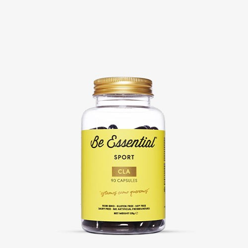 BE ESSENTIAL CLA 90 Kapseln Diät Produkte