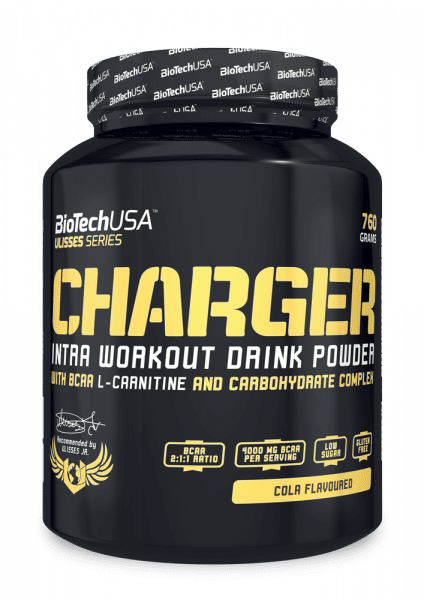 BioTechUSA Ulisses Charger, 760g, Cola Gainers/Kohlenhydrate