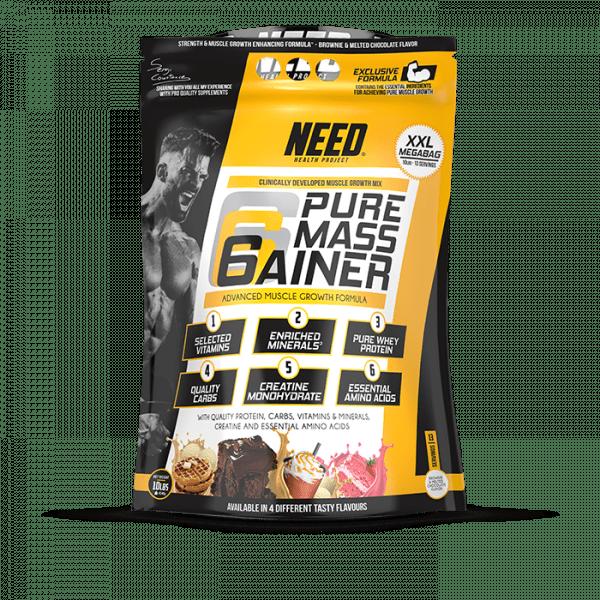 NEED Pure Mass Gainer 4540g