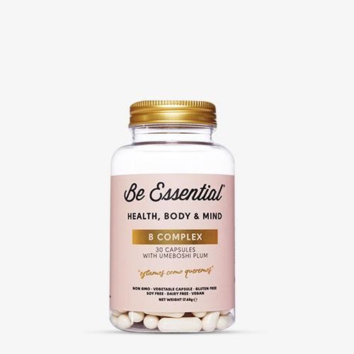BE ESSENTIAL B.COMPLEX 30 Kapseln Vitamine und Mineralien