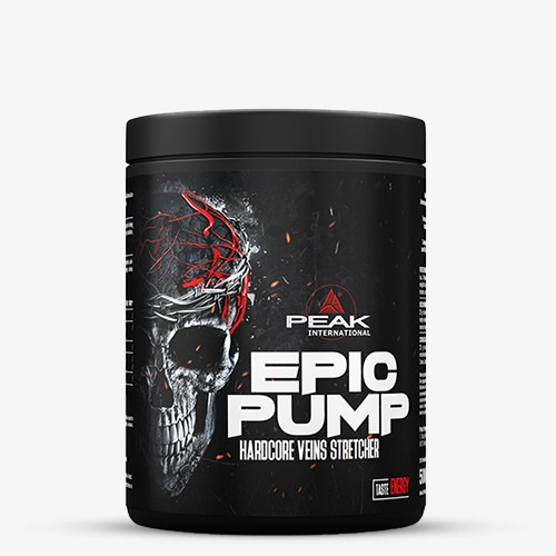 Peak - Epic Pump, 500g Trainings Booster