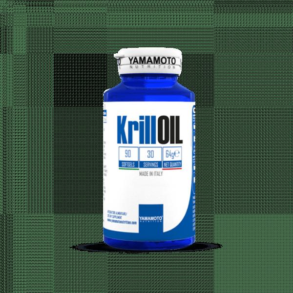Yamamoto KRILL OIL 90 Kapseln