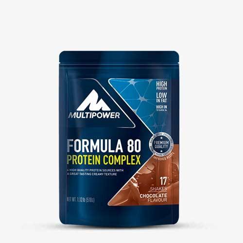 MULTIPOWER Formula 80 Protein Complex. 510g Proteine