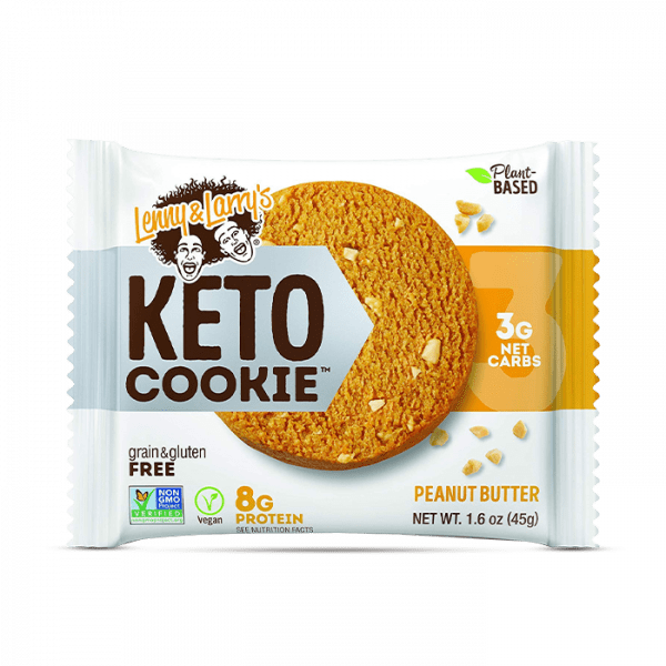 Lenny & Larry's Keto Cookie (VEGAN), 12x45g