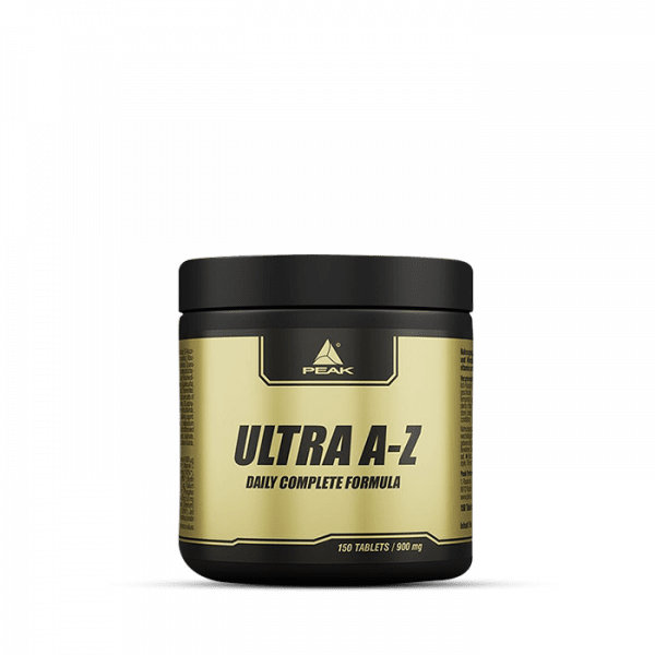 Peak - Ultra A/Z (150 Tabs) Standard Vitamine und Mineralien