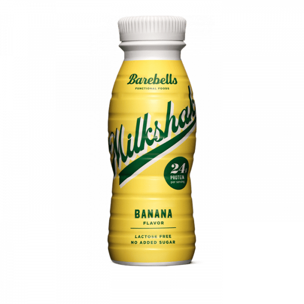 Barebells Milkshake 330ml, Tray 8 Stück Drinks
